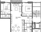 Lejlighed 3v. lejlighed i København SV på 90 kvm