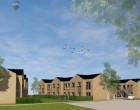 Lejlighed Nybygget rækkehus 110 m2 nær Tange Sø