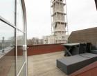 Lejlighed Penthouse med flere tagterrasser på Park Allé, Aarhus