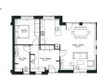 Lejlighed Nybygget og attraktiv lejlighed 110 m2 1. Buskelund / Balle