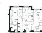 Lejlighed Nybygget og attraktiv lejlighed 95 m2 1. Buskelund / Balle