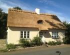 Hus/villa Gennemrenoveret bondehus i hyggelig landsby udlejes