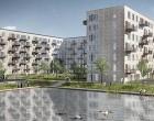 Lejlighed Lys nybygget 4 værelses lejlighed i Søborg